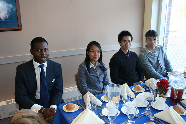 Business Etiquette Luncheon Nov.2010