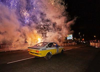 Monte Carlo Classic Rally - 2017