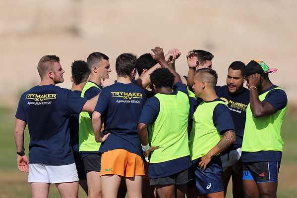2016 Las Vegas Invitational Royale Kings Rugby Practice March 2nd