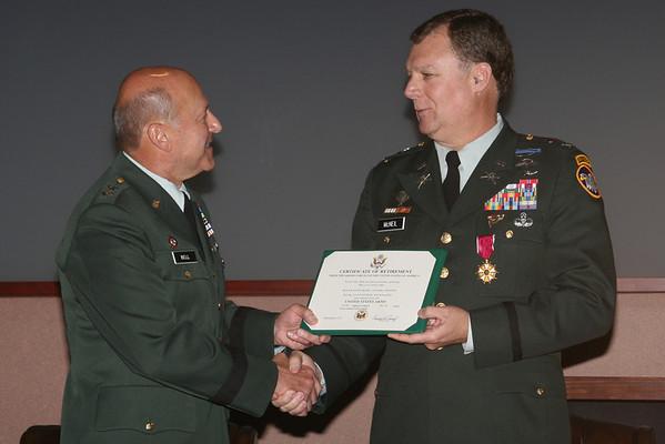 Col. (Ret.) Dave McNeil