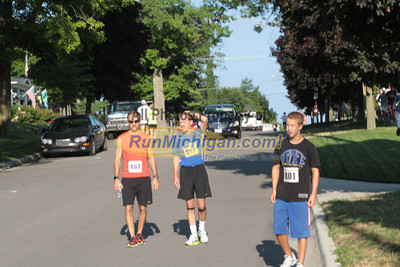 Drenth 5K, 10K Misc - 2012 Venetian Races