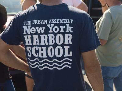 Third Annual Harbor School Dive 2015