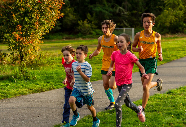 The Community race: Nisqually Meet 2019 10/08/2019