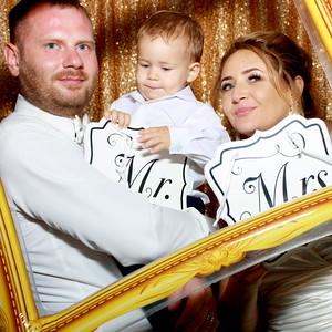 2018.09.15 - Sylwia & Tomasz Wedding Photo Booth
