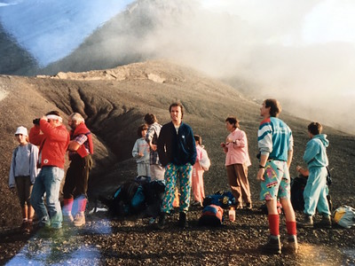 Sortie montagne 1988