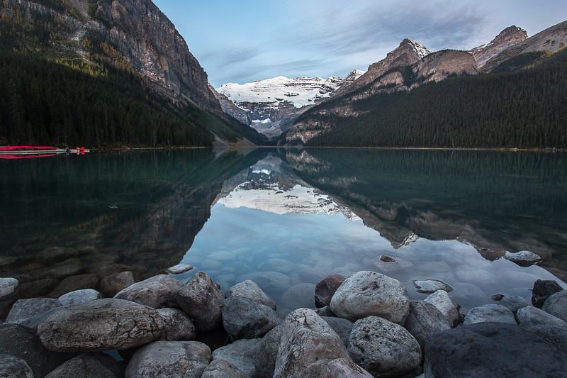 September 15 - Iconic Lake Louise, Banff National Park, Canada.jpg