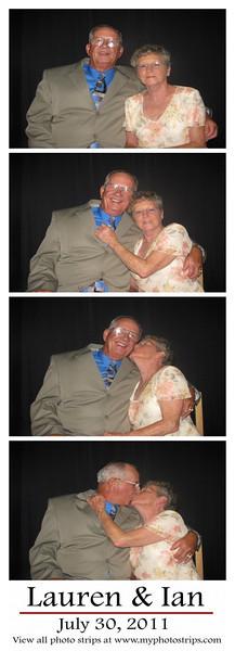 Lauren & Ian (7-30-2011)
