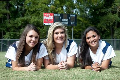 Softball Seniors 2011