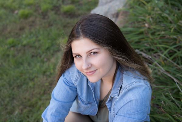 Samantha Senior Portraits