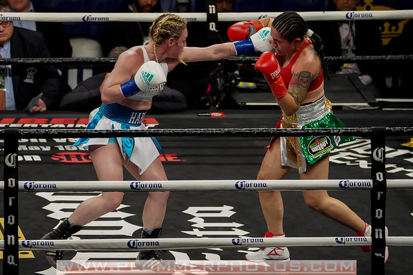 Heather Hardy Defeats Paola Torres by Unanimous Decision