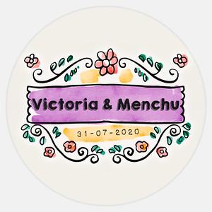 Victoria & Menchu