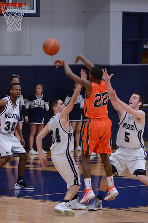 Oswego East boys Vs Plainfield East 2012 (soph)