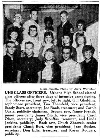 UHS Class Officers