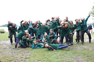 Junior-trop sommerlejr 2019: Houens Odde