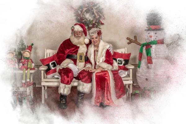 Cox Christmas with Santa 12-19-17