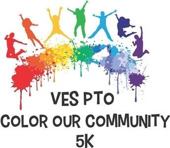 VES Color Run 2019