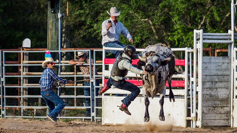 Windy Acres Farms - Fruitland Park Day Bulls & Barrels Rodeo - April 1, 2017