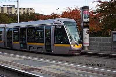 Dublin (Tram), 28-10-2019