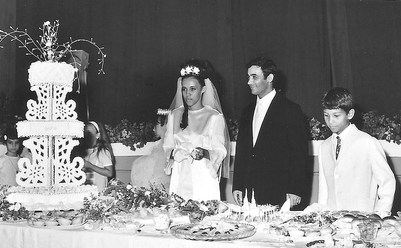 Dundo. Casamento Luisa Madureira e João Gomes