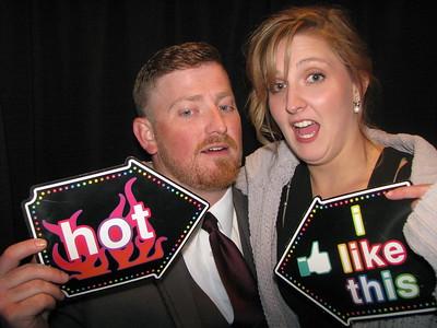 Kayli Schmidt and James Abercrombie Wedding 11/10/18