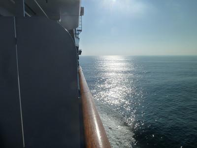 Day 4 - At sea