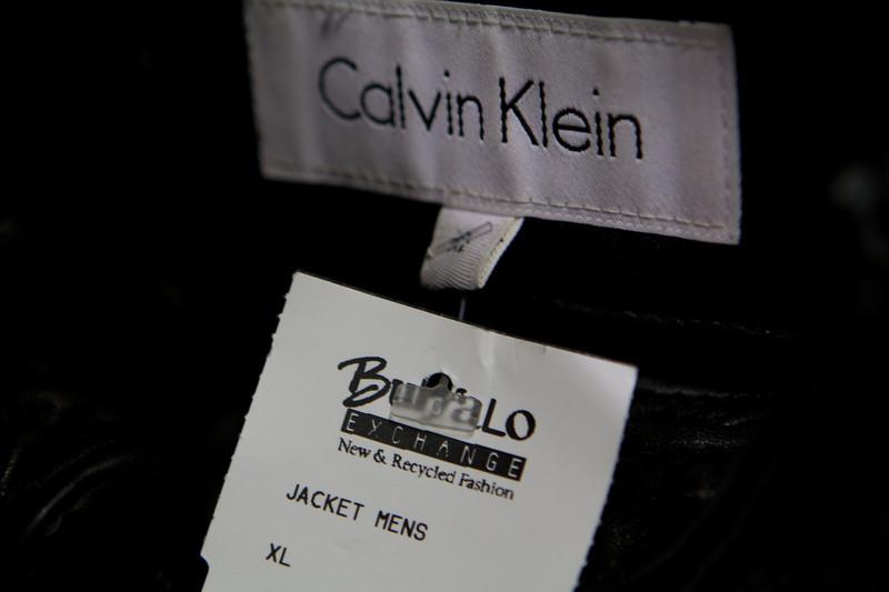 Designer label from Buffalo Exchange