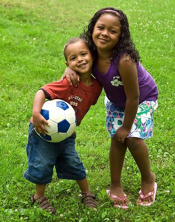 Kayla & Malachi