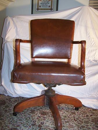 Paul Dague's Office Chair