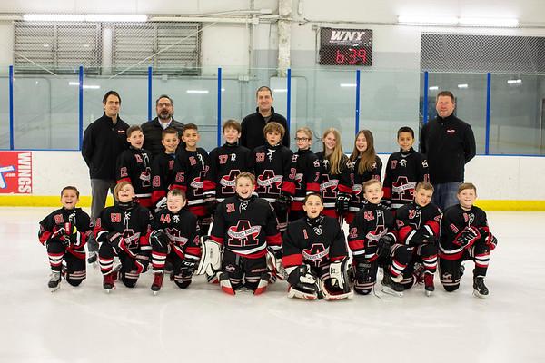 Amherst Knights Team Photos