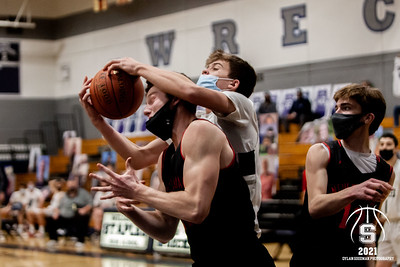 Staples Varsity Boys Basketball vs. New Canaan - March 2, 2021