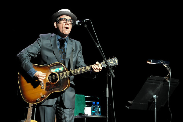 Elvis Costello @ Meltdown 2010
