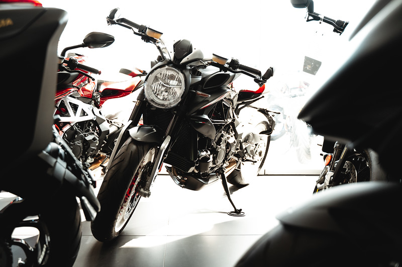 2019 // Alf's Motorcycles Worthing