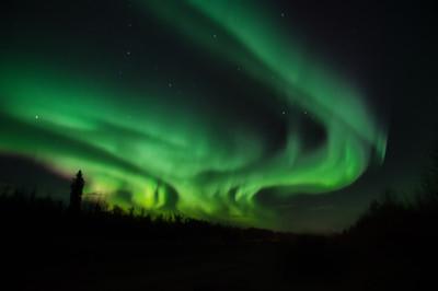 Aurora Borealis October 8, 2012