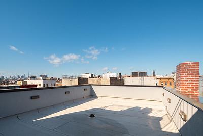 2020-02-03 849 Dekalb Ave BK NY - Roof & City View