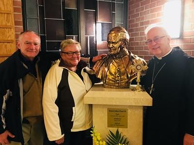 2018 Statue Dedication
