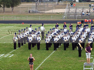 Canton High School Marching Band 2011