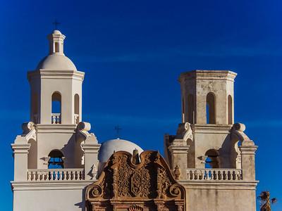 Mission San Xavier Del Bac - 2013