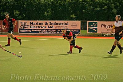 2009_05_28 Reserve Men Springfield vs Horahora