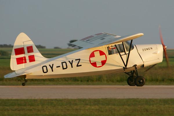 OY-DYZ - SAI KZ III U-3