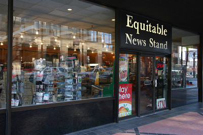 Miscellaneous News Stands - No Good
