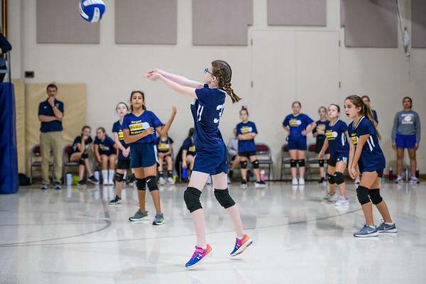 2021-09-18 5th Grade Girls Volleyball
