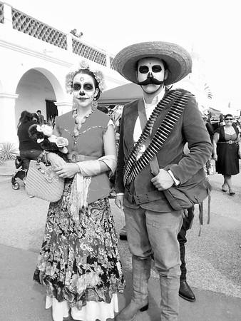 10-26-2014 Dia De Los Muertos
