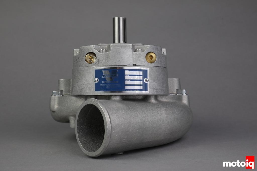 Vortech V3 SI venting plug