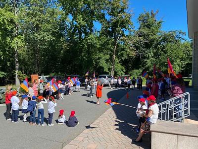 Tenafly Kirikian School Opening (Sep. 25, 2021)