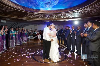 Reception :: Nancy + Kazi's Wedding