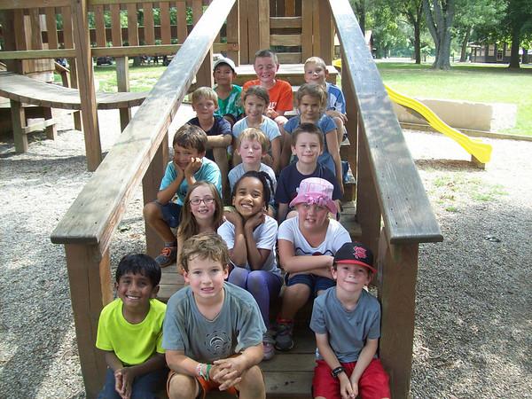 Montessori School of Greater Lafayette Discovering Nature