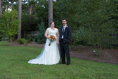 Stacey & David's Wedding