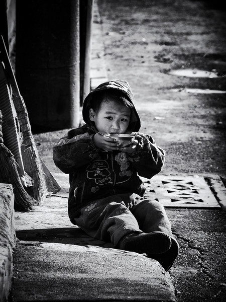 Child of the Hutong