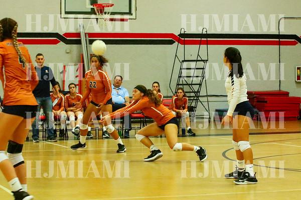 JV & Varsity Girls Volleyball