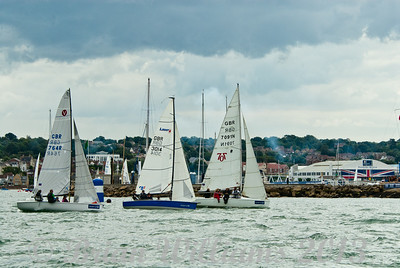 Cowes Week 2013 Day 08
